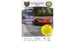 Partsy yo.hoo!! autogiro d' Italia 2020 locandina originale auto rossa sportiva