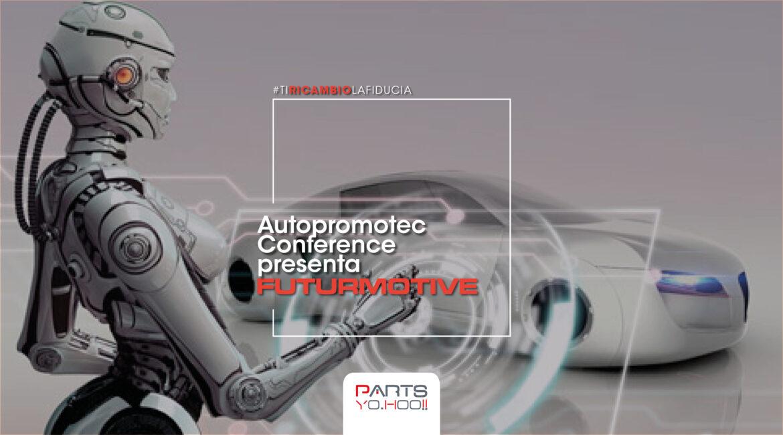 Autopromotec Conference diventa Futurmotive